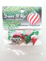 Набор пуговиц Dress It Up. Christmas Ornaments .